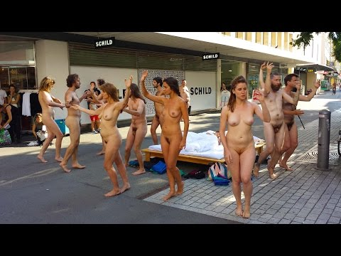 +18, Swiss Government Supported Body and Freedom Festival, contains public nudity thumbnail
