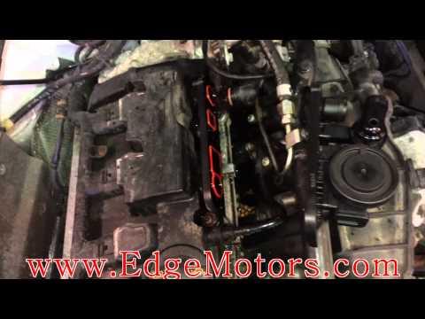 Vw Audi 2.0t Fsi Pcv Positive Crankcase Ventilation Valve Replacement Diy By Edge Motors video