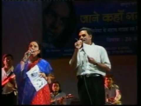 Mukesh & Lata -Humsafar Mere Humsafar.. Film ..Poornima.(1965...