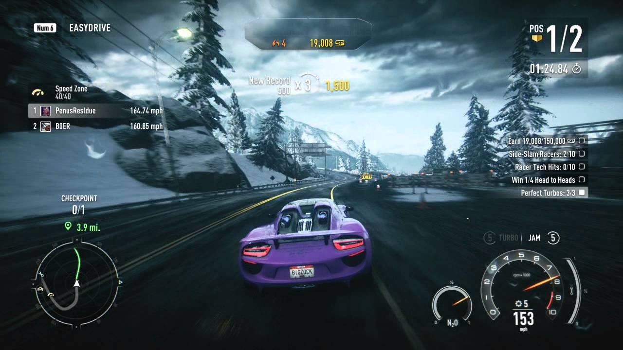 need for speed rivals pc fully upgraded porsche 918. Black Bedroom Furniture Sets. Home Design Ideas