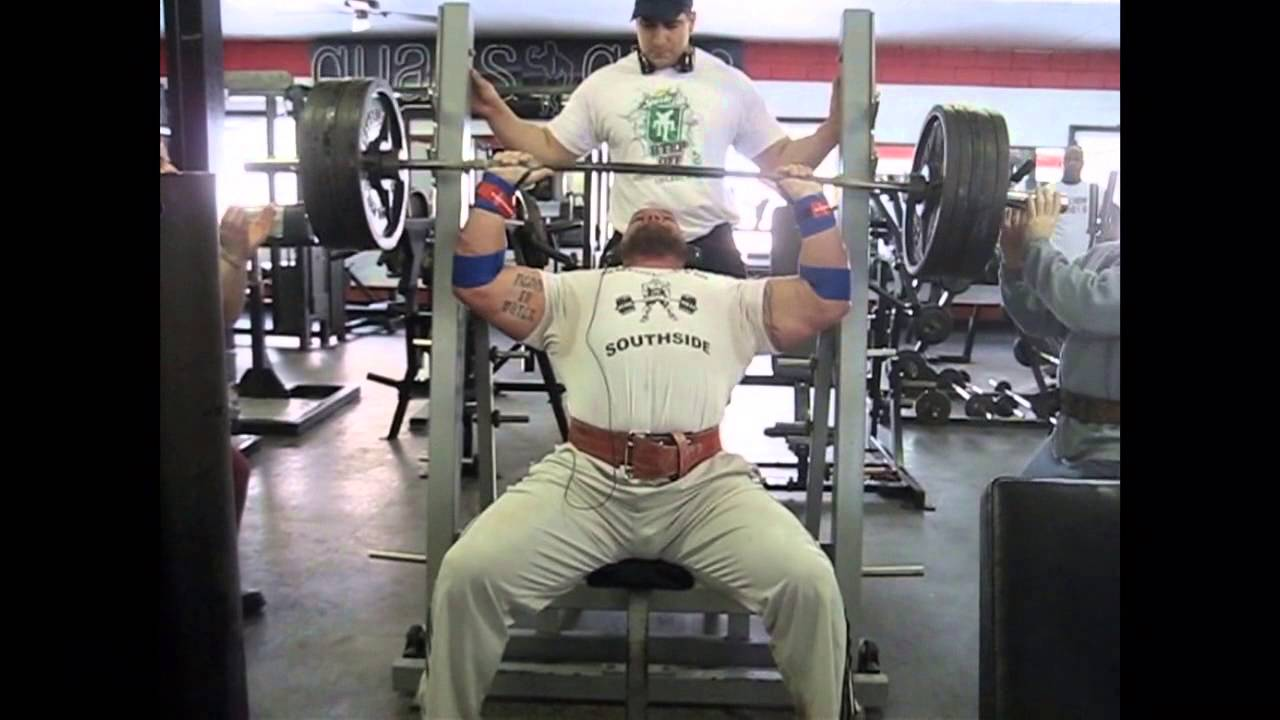 exercises to increase bench press strength