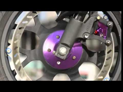 XRE300 420F balança monobraço hipermotard POLACO MOTOS