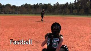 Callie Turner, Class of 2019 Pitching and Hitting Skills Video