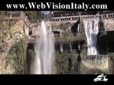 Italy Travel: Ancient Rome Water Springs / Rome, Italy