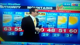"Charron ""CTV"" Interview + Weatherman Freestyle"