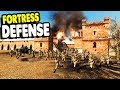 INVASION 1941 FORTRESS DEFENSE RobZ Realism Men Of War Assault Squad 2 Gameplay mp3