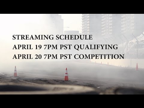 Motegi Racing Super Drift Challenge Live Stream Promo
