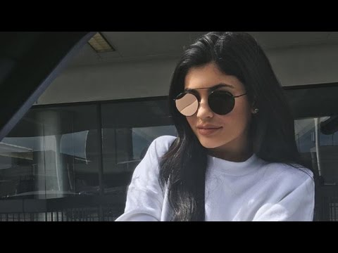 Kylie Jenner Is 'Not Engaged' To Tyga Despite Rocking Massive Bling on Ring Finger
