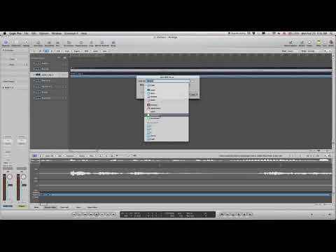 Convert Audio files to MIDI