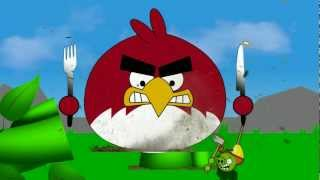 Angry birds- Angry and the beanstalk