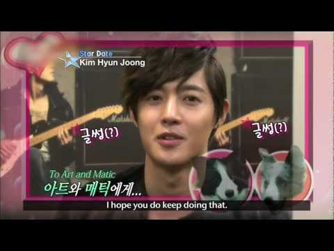 [star Date] Kim Hyun-joong's Concert In Japan video