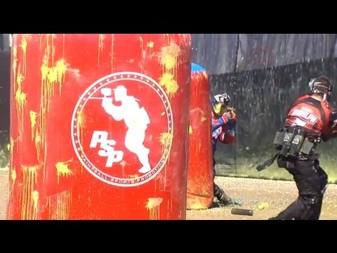 Pro Paintball team Infamous - Episode 2 of Derder's Reckoning