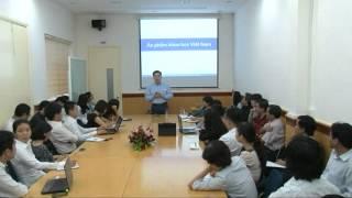 Tọa đàm IRED - Sự hiện diện của KHXH VN trên trường quốc tế -Tập 2