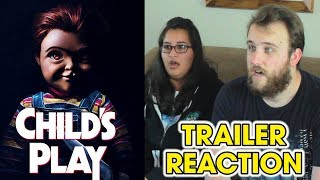 CHILD'S PLAY Official Trailer 2 Reaction!
