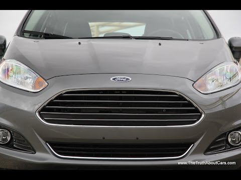 2014 / 2015 Ford Fiesta DETAILED Review and Road Test