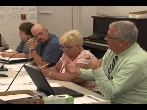 Bennington School District Board - 6/5/13
