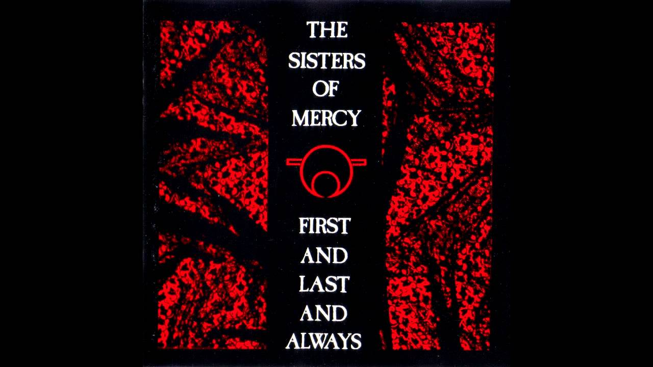 The Sisters Of Mercy Hd First And Last And Always Album
