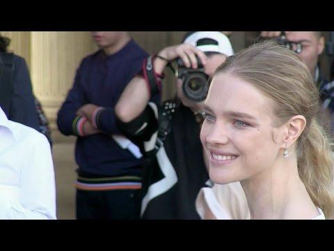 Dakota Fanning, Natalia Vodianova, Marion Cotillard and more attend Dior Fashion Show in Paris