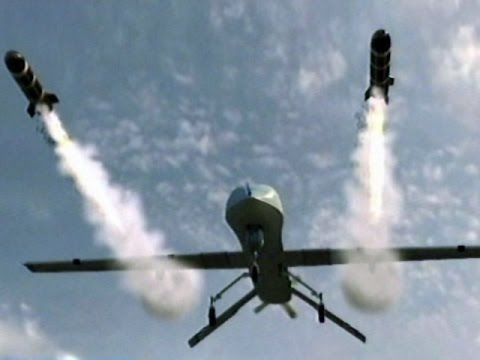 4% Of Pakistan Drone Strikes Kill Al-Qaeda