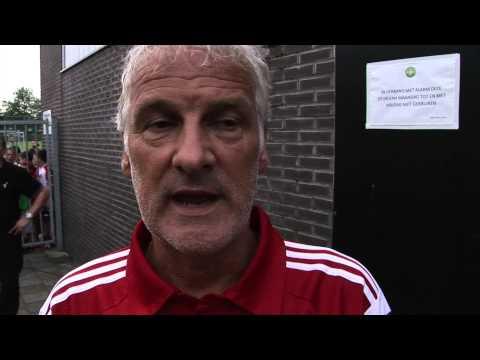 Fred Rutten na ASWH - Feyenoord over de afwezigheid van Pelle