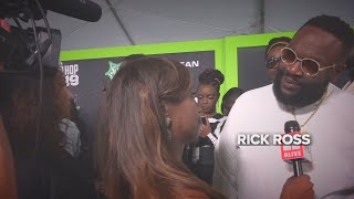 Chance the Rapper, Boosie, Rick Ross and more hit the green carpet at the 2019 BET Hip Hop Awards