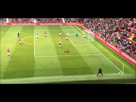 Легенды Манчестер Юнайтед 4:2 Звезды Баварии