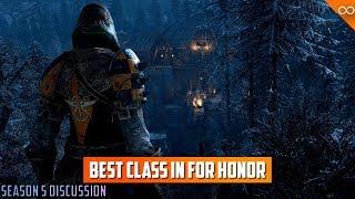 The Assassin Class is the Best Class