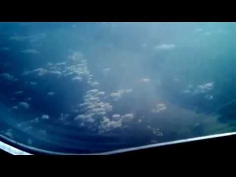 Video from From SpiceJet Flight above 35000 Feet between Ahmedabad Hyderabad
