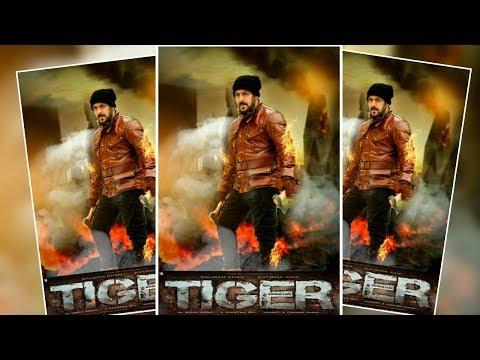 Picsart editing tutorial||TIGER ZINDA HAI movie poster||picsart hindi ||picsart action||