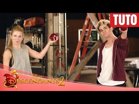 Descendants 2 - Tuto danse : Ways To Be Wicked