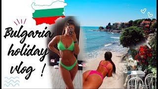 BULGARIA HOLIDAY VLOG! | Sophie Clough