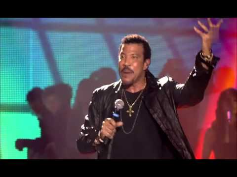 Lionel Richie - The World Is A Party