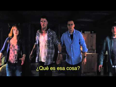 La Cabaña del Terror Trailer Oficial Subtitulado HD