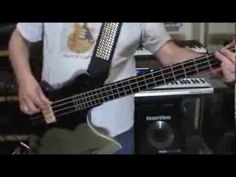 Very Basic Rock Bass Guitar Lessons With Scott Grove video