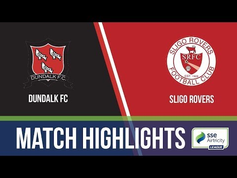 HIGHLIGHTS: Dundalk 5-0 Sligo Rovers