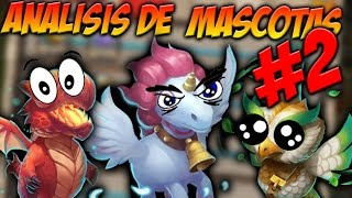 Castillo Furioso| Analisis de Mascotas 2| Baby Dragon, aVIAR, Celestin, My little pony