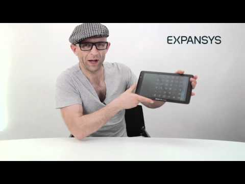 Archos 101 Android Tablet review by Jason Bradbury