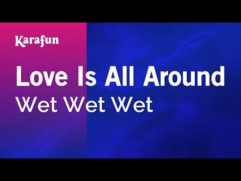 Karaoke Love Is All Around - Wet Wet Wet *