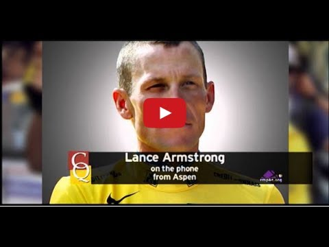 Colorado Quarterly: Rocky Mountain PBS Interviews Lance Armstrong