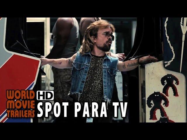 Pixels Spot para TV (2015) - Adam Sandler HD