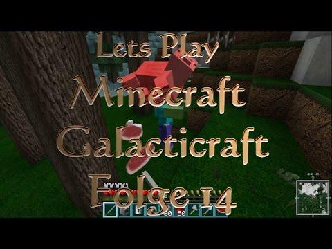 Lets Play Minecraft Galacticraft S4 Folge #14 (79) Danke Sagen (Full-HD)