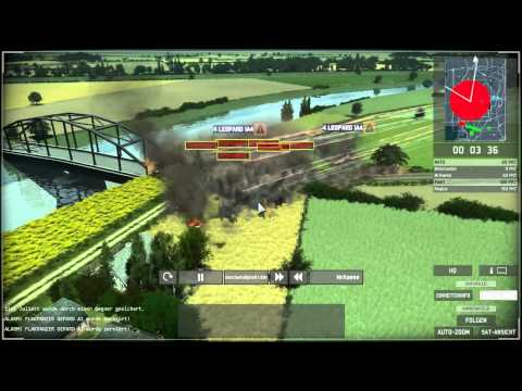 Wargame - European Escalation - Gametest mit Melf