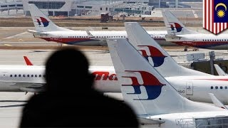Malaysia widens scope of search for missing airliner