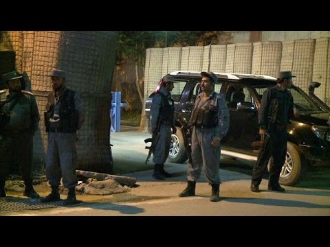 Five people including foreigners killed in Kabul attack