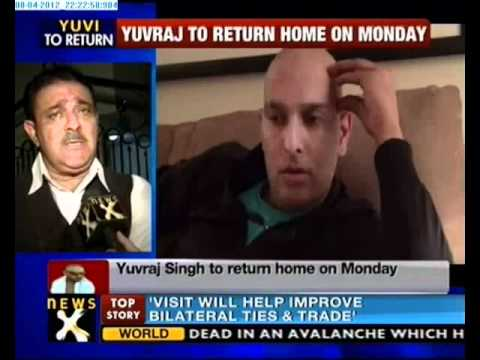 I am proud of my son Yuvraj: Yograj Singh-NewsX
