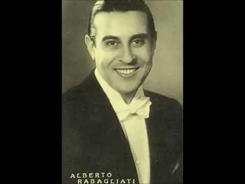 Alberto Rabagliati – Passione (con testo)