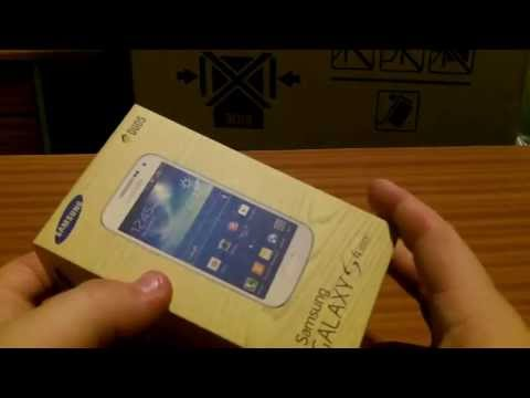 Unboxing y Analisis Samsung  Galaxy S IV mini Duos GT-i9192