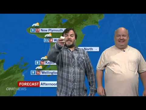 Jack Black Reads the Weather