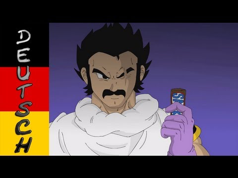 Broly Needs a Snickers [German Fandub]