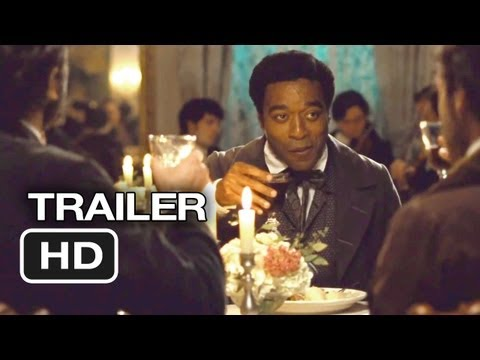 12 Years A Slave Official Trailer #1 (2013) - Chiwetel Ejiofor Movie HD